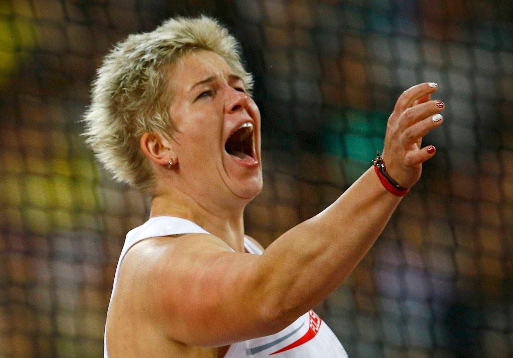 Anita Włodarczyk zdobyła złoty medal, srebro przypadło reprezentantce gospodarzy Wanxiu Zhang