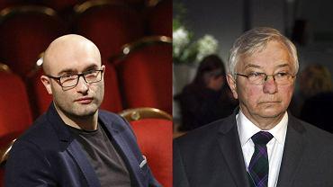 Michał Kotański i Krzysztof Lipiec