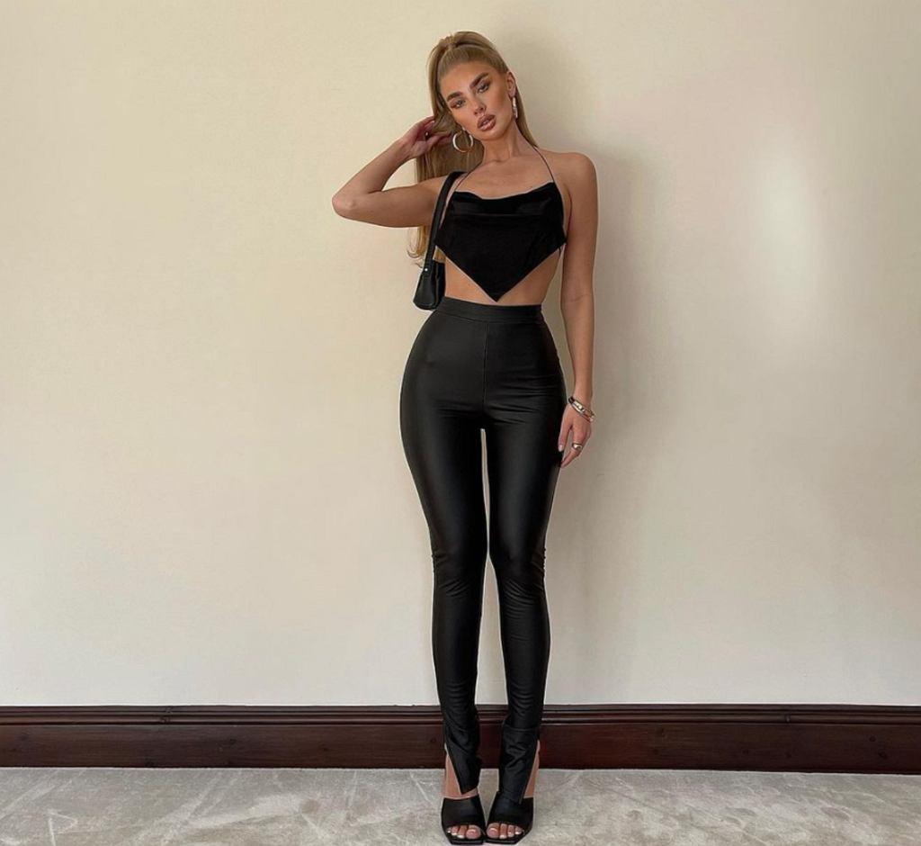 Spodnie wyszczuplające