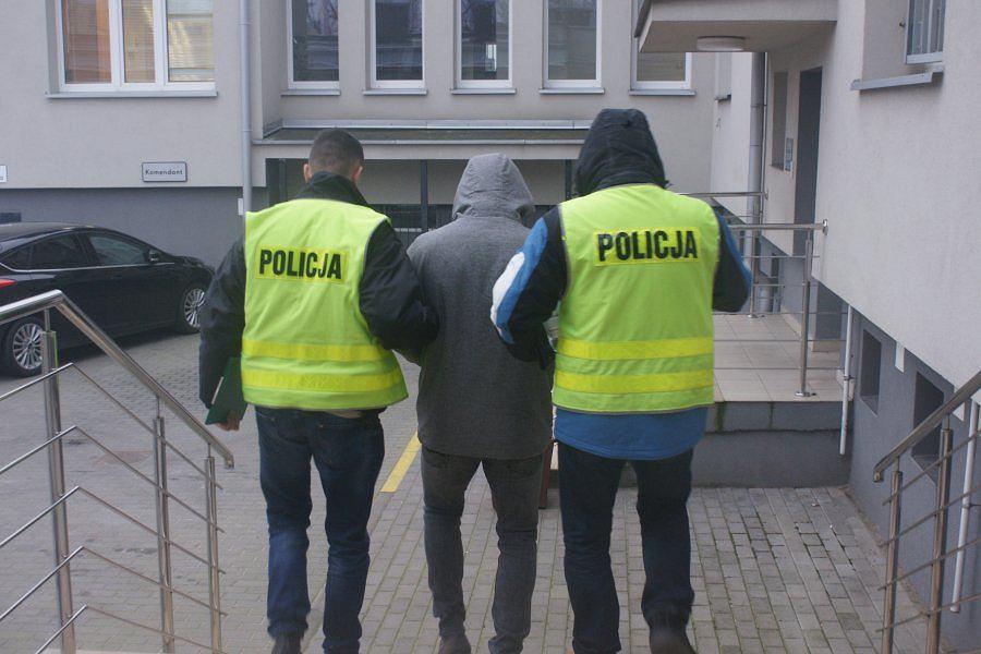 Policjanci zatrzymali właścicieli ubojni