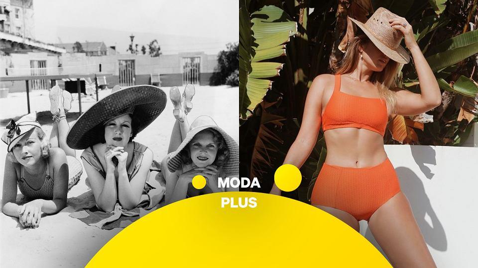 Z cyklu Moda Plus