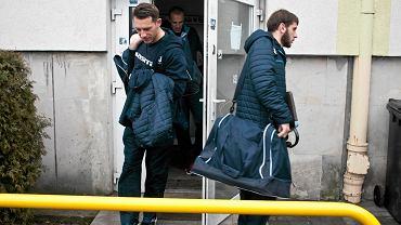 Piłkarze Zawiszy wyruszają do Krakowa