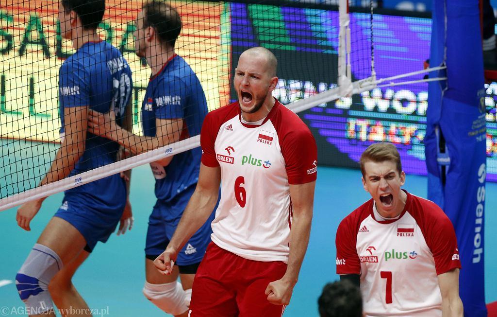 Mistrzostwa świata w siatkówce 2018. Polska - Serbia