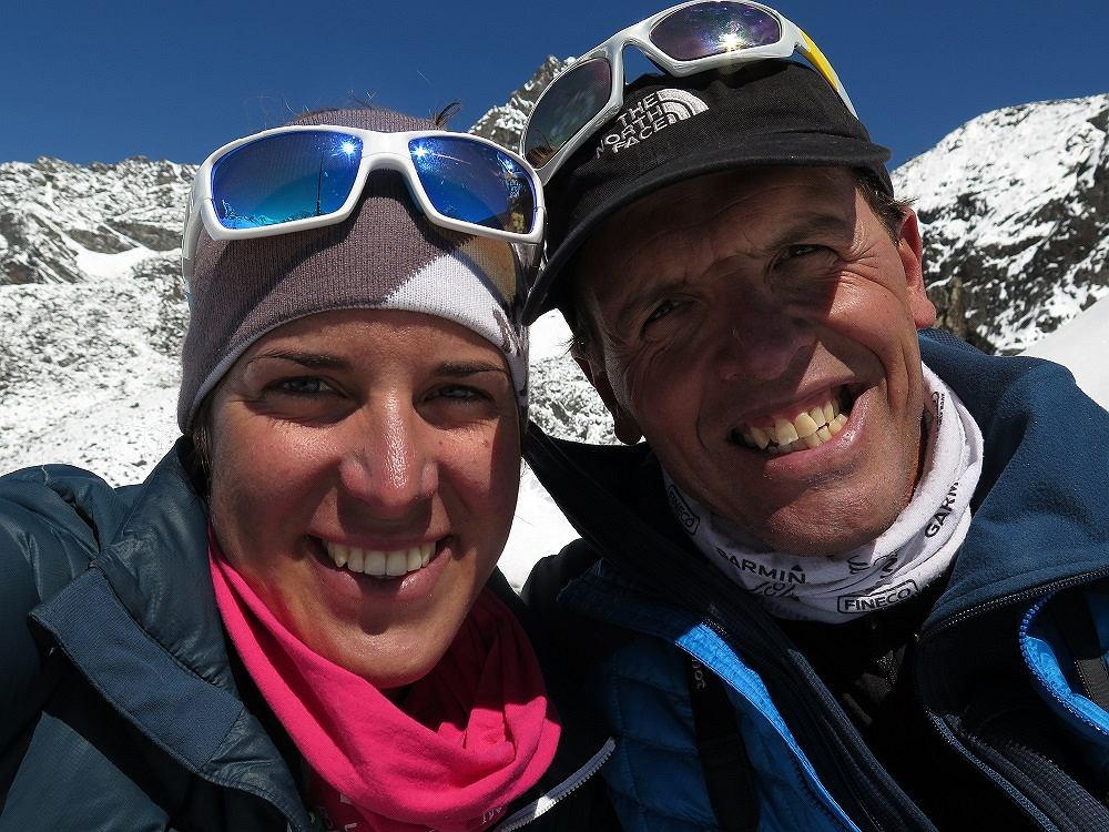 Simone Moro i Tamara Lunger