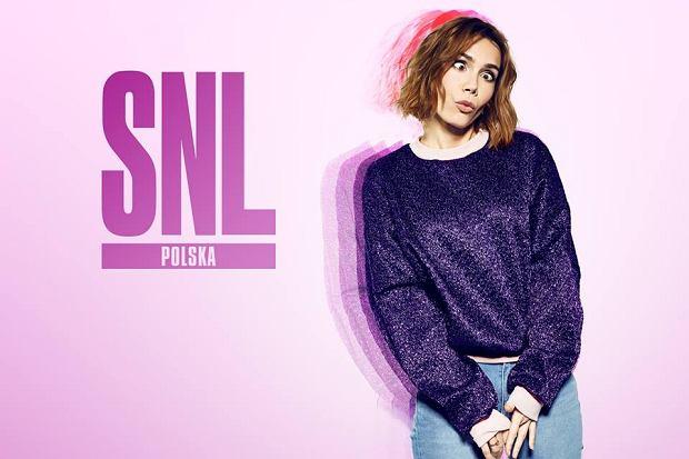 Olga Bołądź w 'SNL Polska' - materiał promocyjny