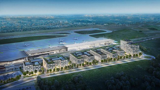 To będzie największa inwestycja biznesowa w Trójmieście. Rozpoczyna się budowa Airport City Gdańsk