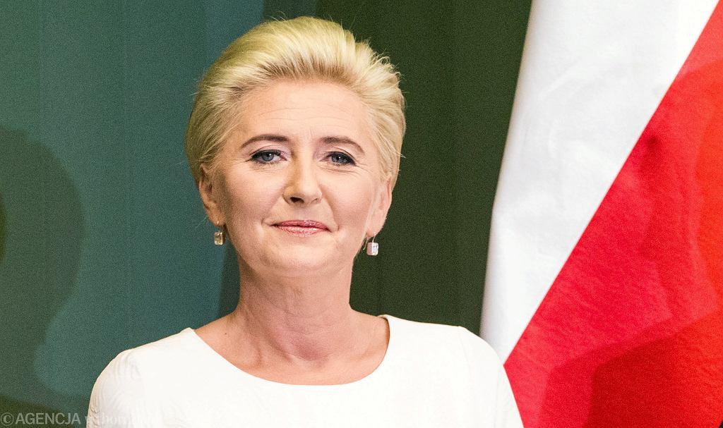 Agata Kornhauser Duda