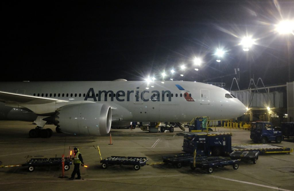 Samolot linii American Airlines