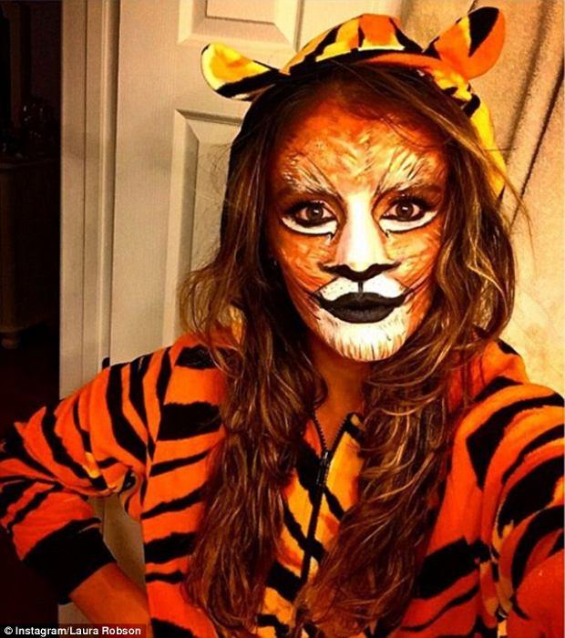 Zdjęcie numer 12 w galerii - Gwiazdy sportu świętują Halloween! Niezwykłe kostiumy [ZDJĘCIA]