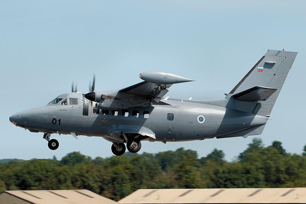 Samolot Let L-410 (zdjęcie ilustracyjne)