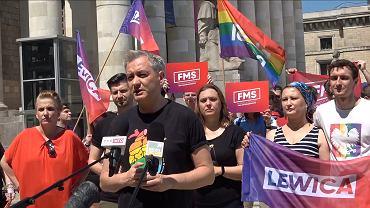 Parada Równości. Robert Biedroń do polityków: 'Apeluję do was o konkrety'