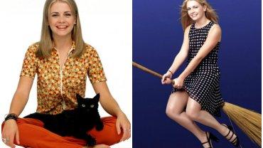 """Melissa Joan Hart, której sławę przyniósł serial """"Sabrina, nastoletnia czarownica"""" na dobre odeszła od czarów, magii i rozmawiania ze swoim czarnym kotem. Aktorka ostatnio wystąpiła w filmie """"Bóg nie umarł 2"""". Obraz wzbudził spory rozgłos głównie ze względu na swoją stronniczość i schematyczność - ateiści są w nim ukazani jako ci źli, zaś nauczycielka historii głosząca nauki Chrystusa, w którą wciela się aktorka, pełni rolę męczennicy. A sama Hart? Zobaczcie, jak bardzo się zmieniła."""