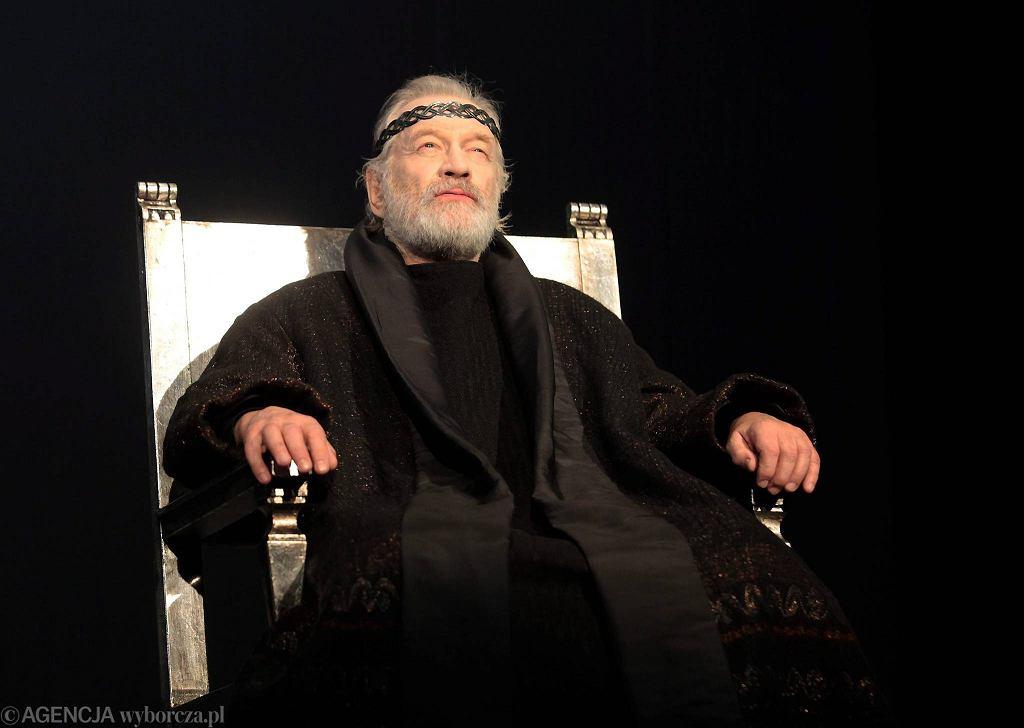 Andrzej Seweryn jako Król Lear / KRZYSZTOF MILLER