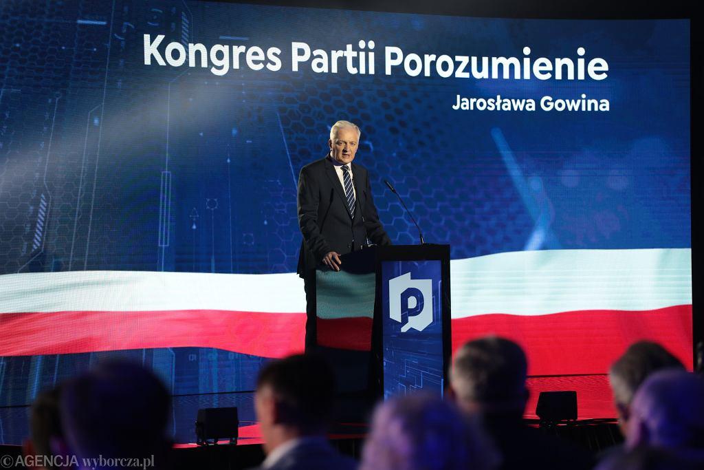 Kongres Porozumienia Jaroslawa Gowina