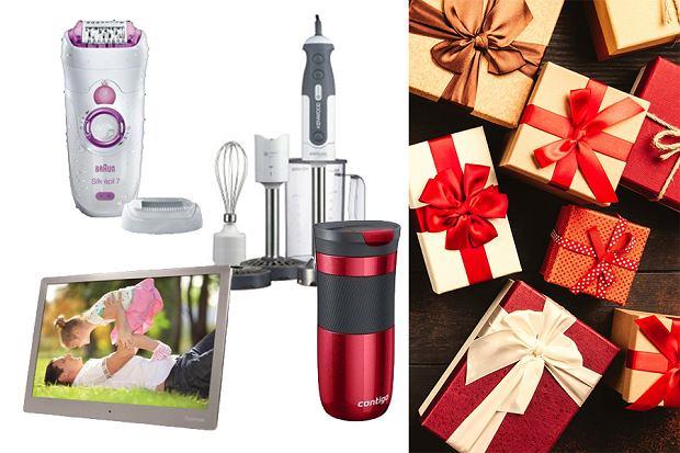 Co kupić żonie na prezent - gadżety do domu