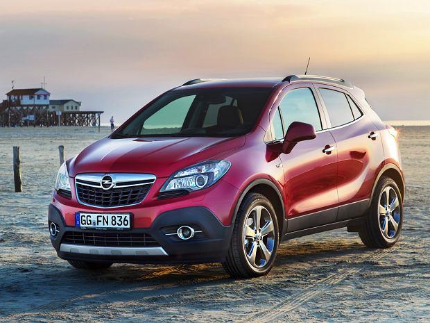 Opel Mokka I