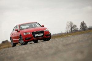 Audi A3 Limousine 1.8 TFSI   Test   Mocny sedan
