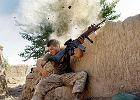 Stał się symbolem walki z terrorem. Po powrocie do domu cierpiał na PTDS. Pomogły gry wideo