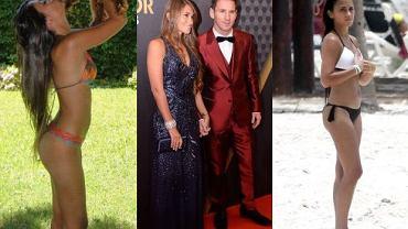 Antonella Roccuzzo i Leo Messi