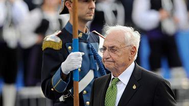 Frank Gehry odbiera prestiżową Nagrodę Księcia Asturii