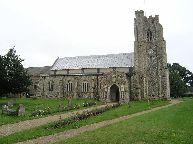 Kościół Najświętszej Marii Panny w Dennigton
