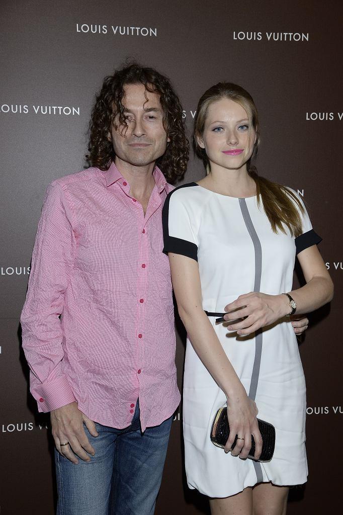 Agata i Piotr Rubikowie