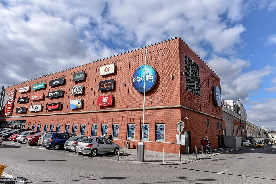 Galeria Focus Mall w Zielonej Górze