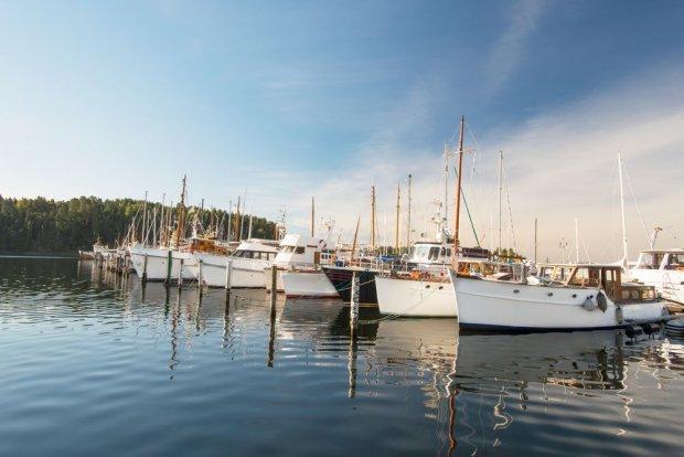 Marina w Olso/ Fot. Shutterstock