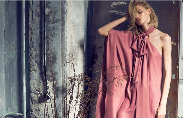 Sukienki studniówkowe: suknia Thecadess z wiosennej kolekcji