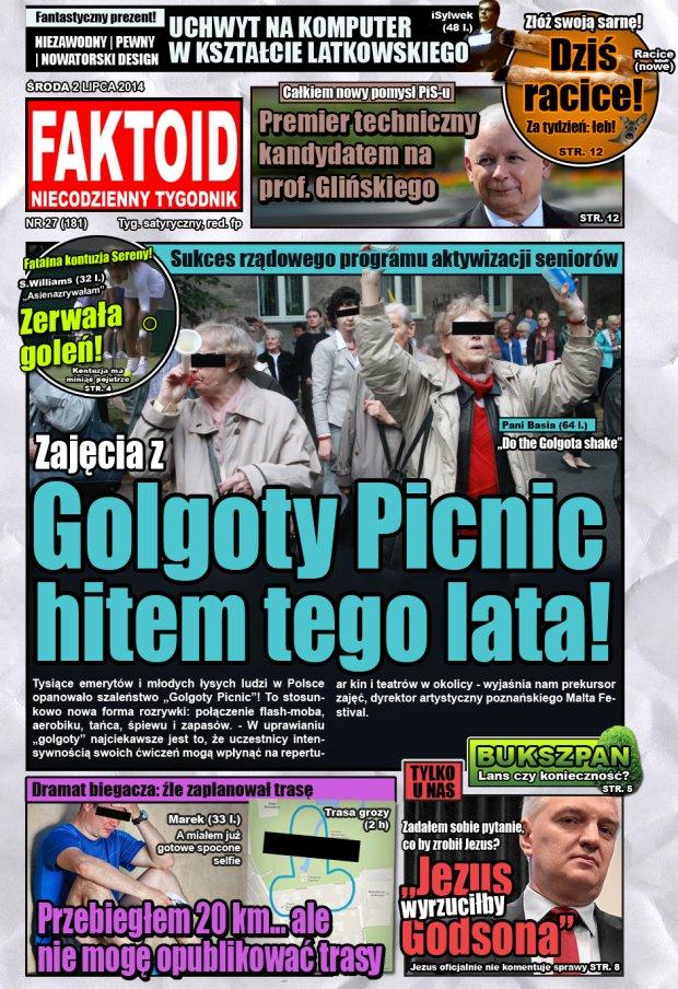 Faktoid, 2 lipca 2014, nr 27 (181) - Faktoid - Faktoid