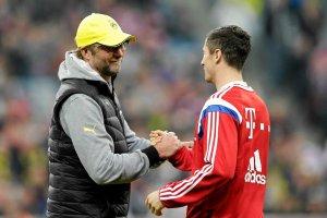 Liverpool - Bayern. Robert Lewandowski krytykowany, choć gra najlepszy sezon w Bayernie [W polu K]