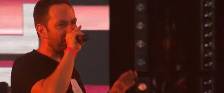 Łona wydał oświadczenie ws. występu na Pol'and'Rock Festival