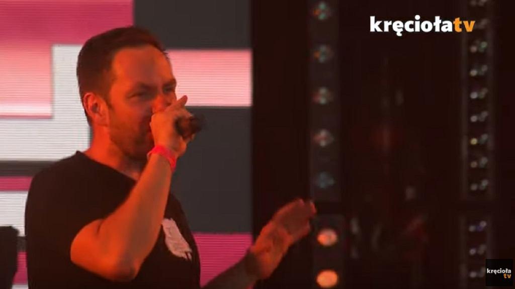 Łona na Pol'and'Rock Festival