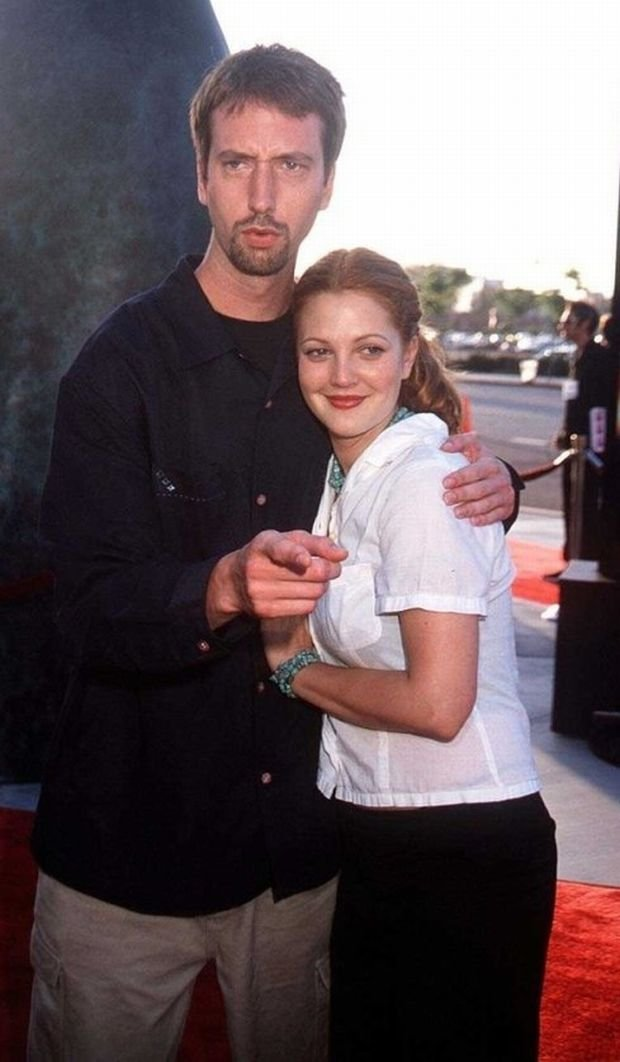 Tom Green i Drew Barrymore