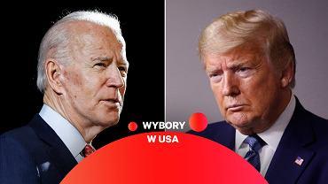 Pierwsza debata pomiędzy Joe Bidenem a Donaldem Trumpem