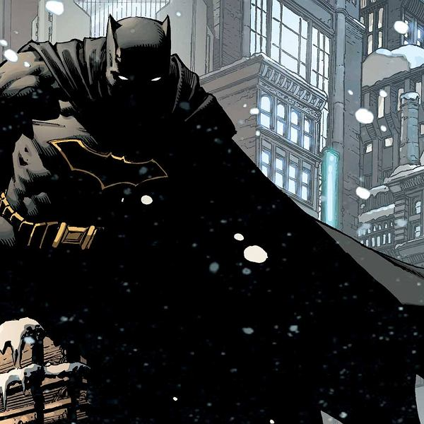Podcast Batman Unburied
