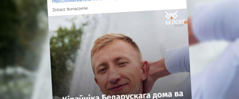 Znaleziono ciało szefa Domu Białoruskiego w Kijowie. Został powieszony