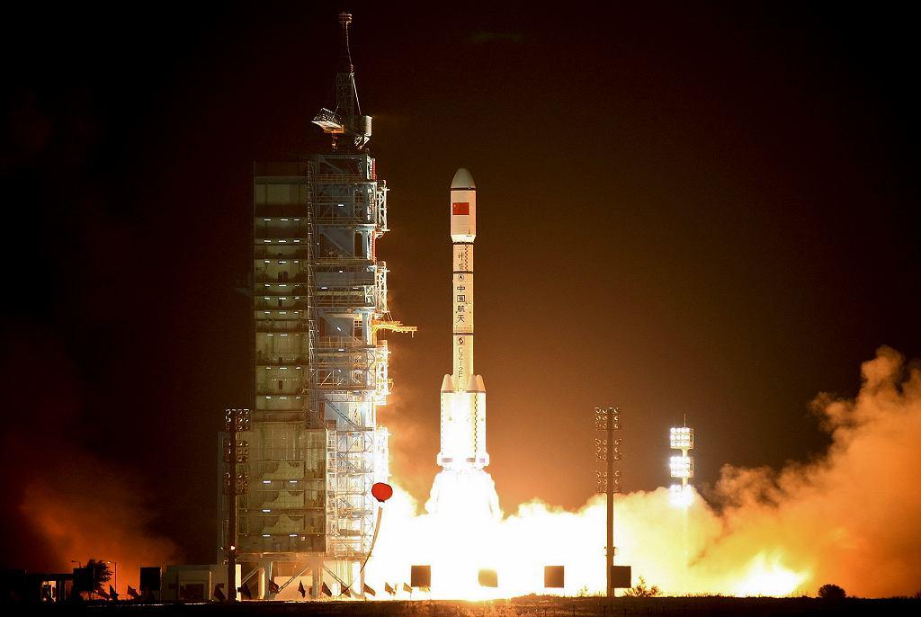 Wystrzelenie Tiangong-1 w kosmos
