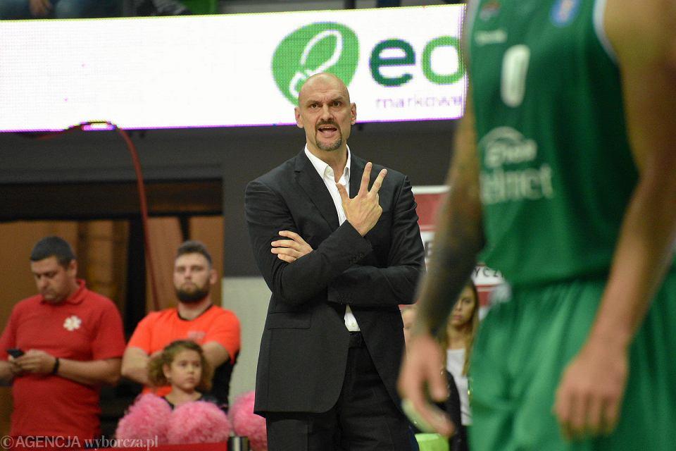 Zdjęcie numer 42 w galerii - Bez niespodzianek, CSKA dała Stelmetowi lekcję koszykówki [ZDJĘCIA]