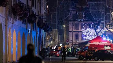 Zamach w Strasburgu, 12.12.2018 r.
