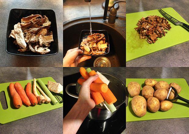 Przygotowanie zupy krok po kroku