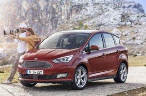Salon Paryż 2014 | Nowa twarz Forda C-Max