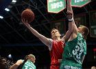 Koszykówka. Śląsk Wrocław wyszarpał zwycięstwo z Treflem Sopot