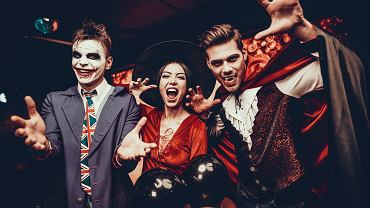 Przebrania na Halloween dla dorosłych są bardzo różnorodne. Zdjęcie ilustracyjne