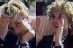 Księżna Diana w dokumencie Channel 4 'Diana własnymi słowami'