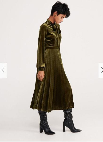 Sukienki Reserved z najnowszej kolekcji na sezon jesień-zima 2019