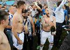 Tak piłkarze Wisły Płock świętowali z kibicami awans na stadionie [FOTO]