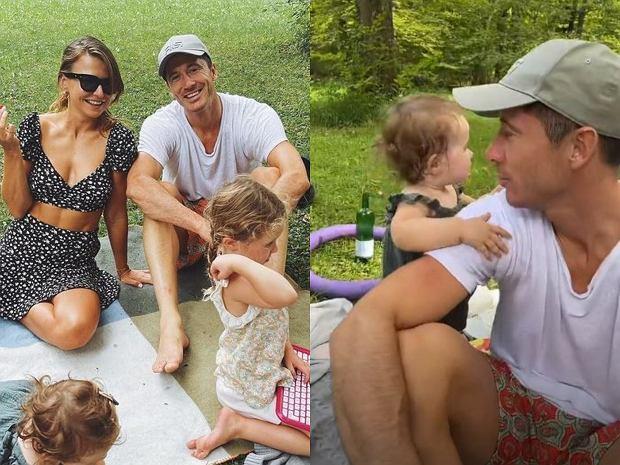 Anna Lewandowska pokazała, jak spędziła weekend z rodziną. Prawdziwa sielanka. Urocze kadry zmontowała w krótki film