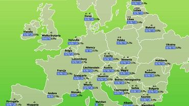 Przepisy drogowe w krajach UE