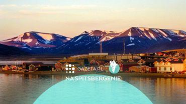 Longyearbyen, Spitsbergen, archipelag Svalbard
